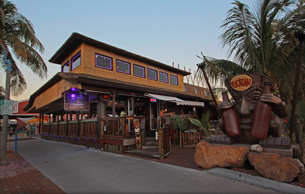 Yucatan Bar Amp Grill Find Us Between The Bay And The Beach