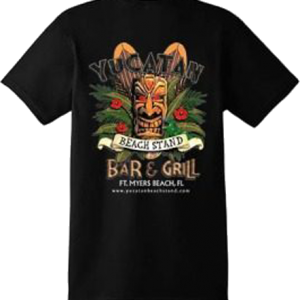 Yucatan Tiki T-Shirt