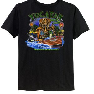 Yucatan Boatman T-Shirt