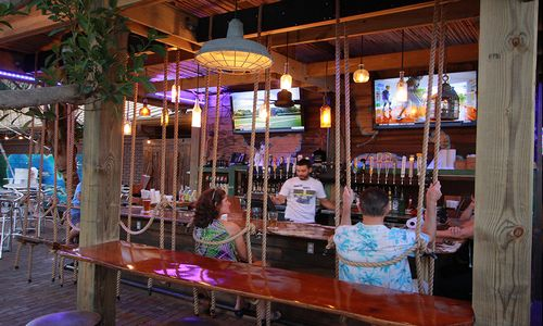 Yucatan Bar Grill Find Us Between The Bay And The Beach